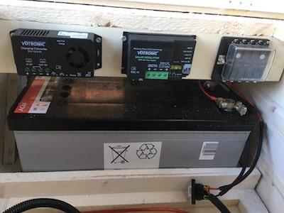 Zweitbatterie im Wohnmobil