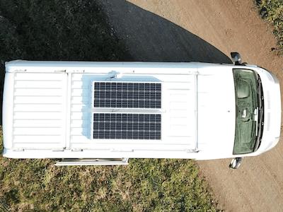 Solaranlage für´s Wohnmobil