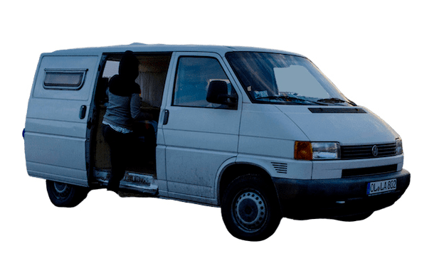 Drehkonsole im VW T4