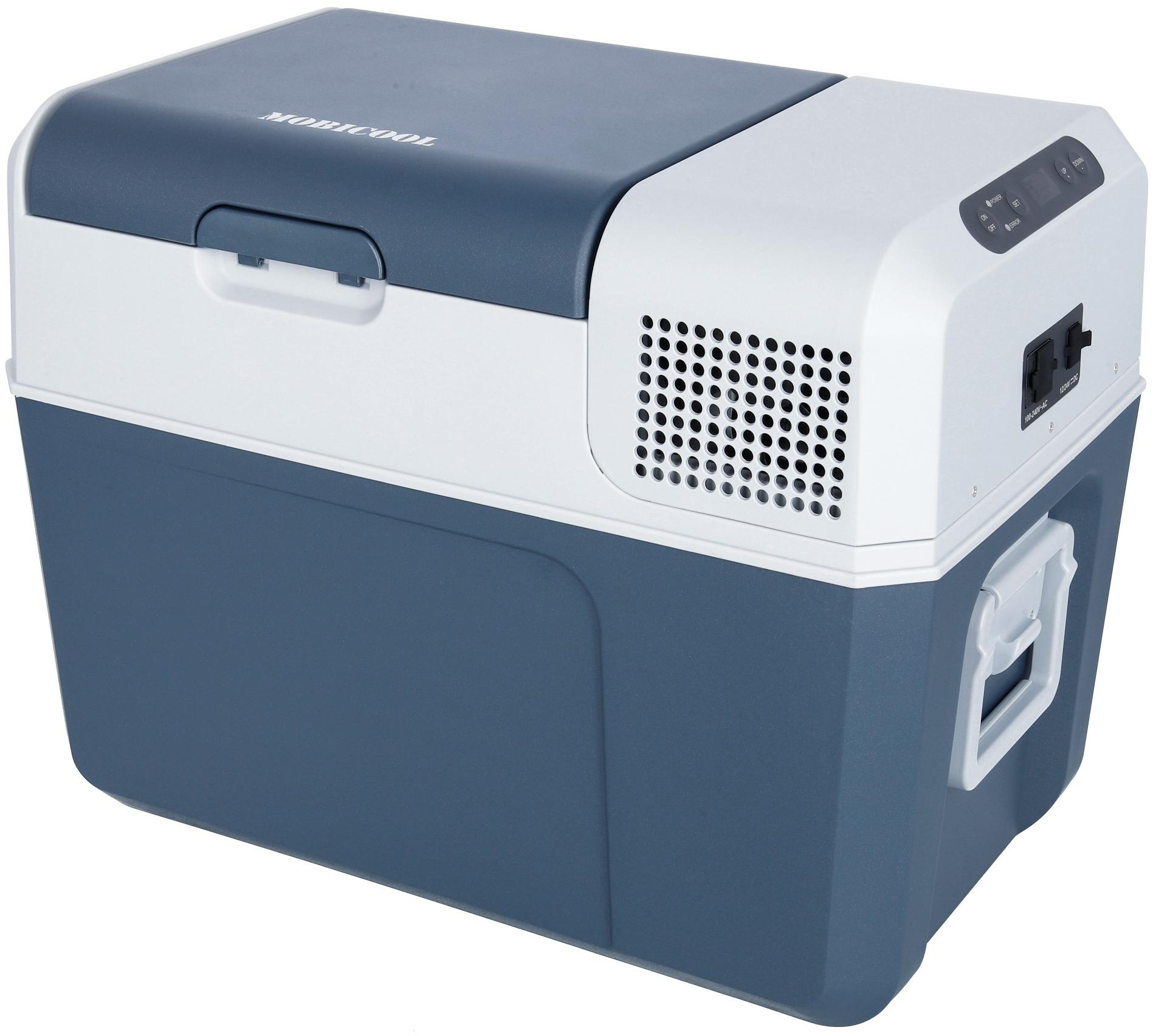Kompressor-Kühlbox im Wohnmobil